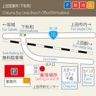 上田営業所(下秋和)
